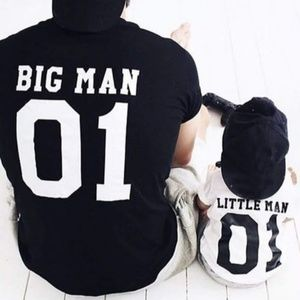 Father & Son Tee's